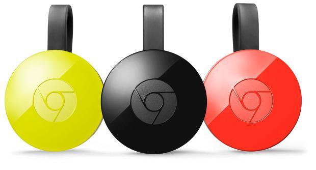 Review del Google Chromecast V2 (configuración)